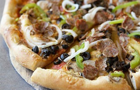 Free for All Images - pizza